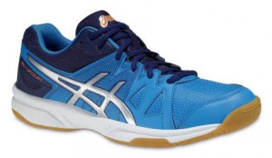 ASICS - Buty męskie do badmintona GEL UPCOURT diva blue-lightning-navy (2015)