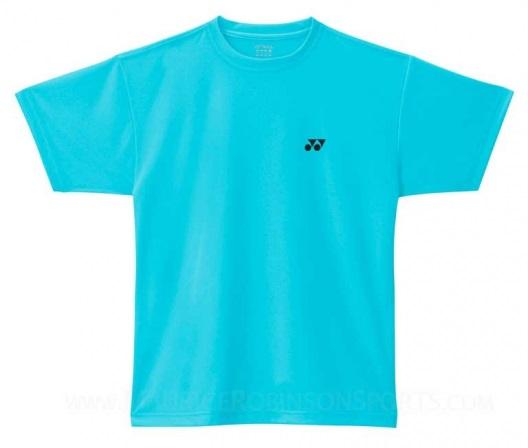 Yonex t shirt ocean blue for Ocean blue t shirt